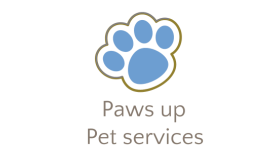 Paws up pet services